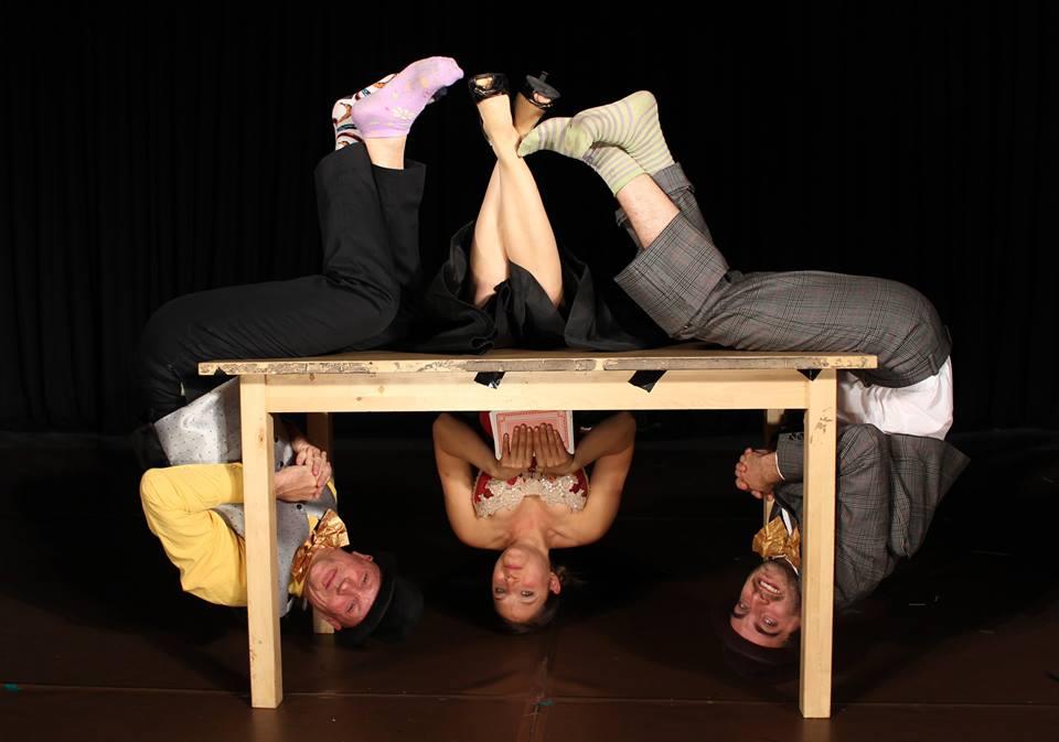 MFA in European Devised Performance Practice at Columbia College Chicago Theatre Department