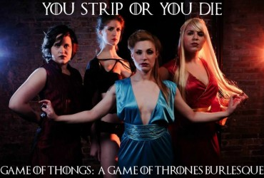 """Game of Thongs"""