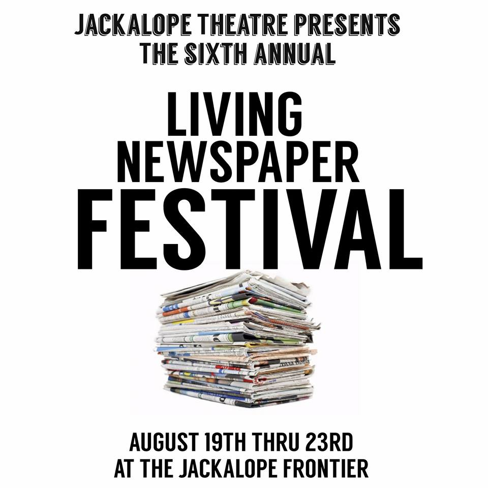 Living Newspapers