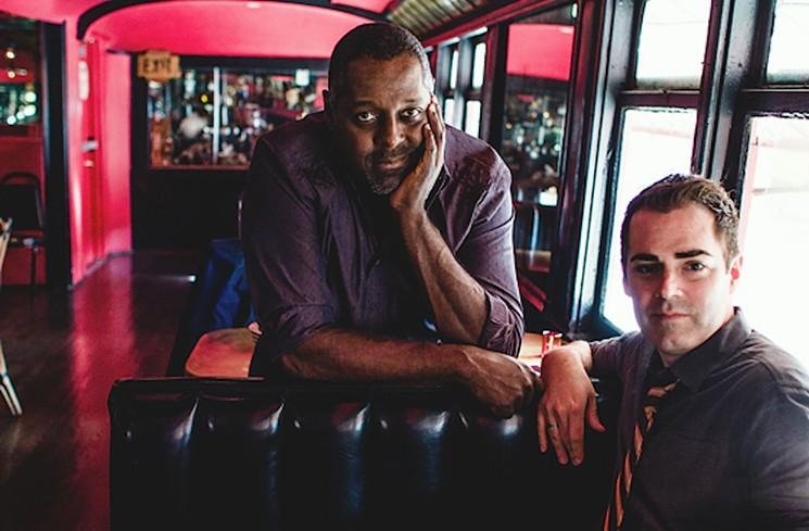 Michael Shepperd and Michael Matthews