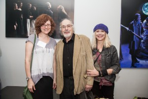Columbia College Theatre Department faculty member Wendi Weber, Steppenwolf Theatre ensemble member Robert Breuler, American Blues Theater ensemble member Suzanne Petri