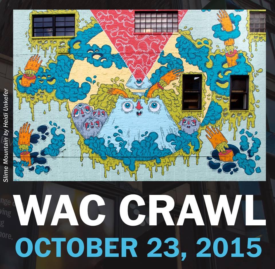 WAC crawl