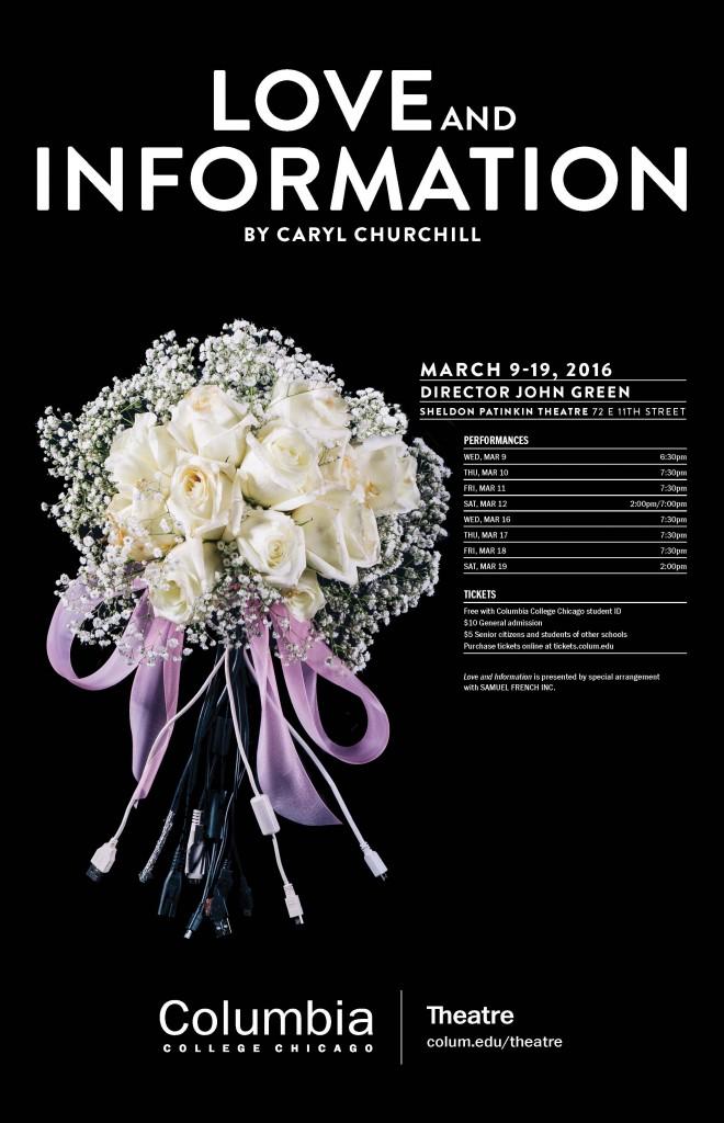Love Information poster
