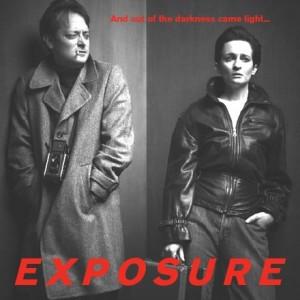 "Jess Godwin (right) in ""Exposure"""