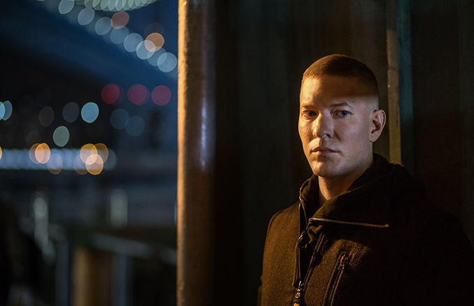 "Joseph Sikora in ""Power"""