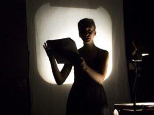 """Tif Harrison in """"Saturn Returns."""" (Photo: Grace Pisula)"""