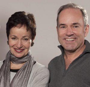 Lynn Ahrens and Stephen Flaherty