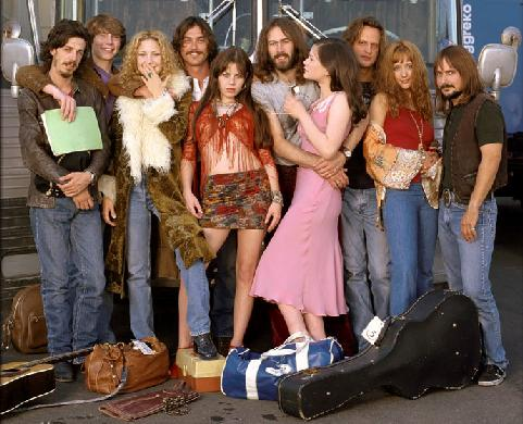 an analysis of characters in almost famous by cameron crowe Bringing the big screen to life with description and analysis of penny lane (kate hudson) famous (2000) directed by cameron crowe character in almost famous.