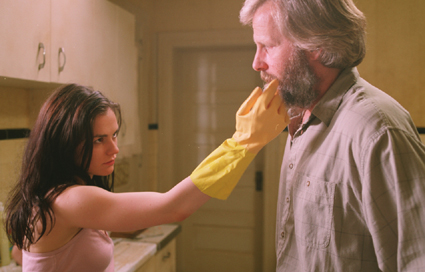 Film review the squid and the whale baumbach 2005 for Jeff daniels bathroom scene