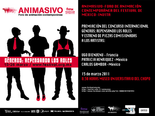 FMX Film Festival Postcard